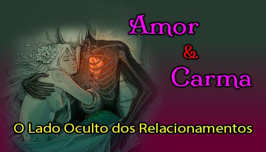 Amor e Carma 550X315