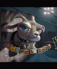 I, Pet Goat