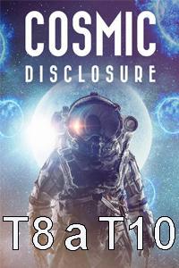 Cosmic Disclosure Temporadas 8 a 10
